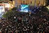 """imagen de 8.000 personas se vuelcan con """"El Arrebato"""" en las LXI Fiestas del Vino de Valdepeñas"""