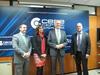 imagen de GAS NATURAL Castilla-La Mancha  y CEOE-CEPYME Guadalajara renuevan un año más su colaboración