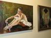 """imagen de """"Antología de Pintura y Escultura"""" muestra la obra de cinco alumnas de la UP"""
