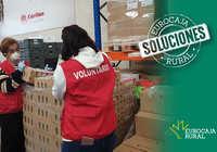 El Consejo Rector y la Fundación Eurocaja Rural donan más de 10.000 euros a Cáritas CLM para luchar contra el coronavirus