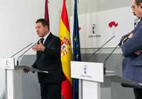Page creará un Consejo Social para la transición económica y avanza un estudio de seroprevalencia en Castilla-La Mancha