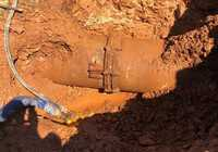 Acciona anuncia un corte general de agua en Manzanares para reparar cuatro averías