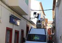 Comienza en Manzanares la instalación de más de 500 luminarias led