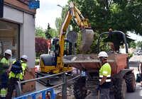Comienzan en Ciudad Real las obras de renovación de la red de abastecimiento en la calle Bernardo Balbuena