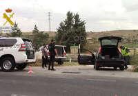 La Guardia Civil continúa realizando dispositivos operativos en la comarca de La Sagra