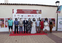 """El """"antídoto"""" de Pedro Almodóvar y la solidaridad para con los 'sin techo' marcan, en tiempos de pandemia, la inauguración de VII Festival Internacional de Cine de Calzada de Calatrava"""
