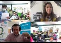 Las DJ internacionales, B Jones y Fátima Hajji, cierran las activiades del CEIP Cervantes de Santa Cruz de Mudela, por el día de la mujer