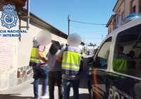 Detenido en Santa Olalla un yihadista que poseía más de 60 manuales para la autocapacitación terrorista