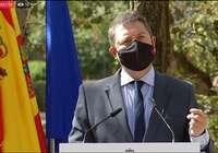 (DIRECTO) Inauguración de la exposición ´El Prado en las Calles´. En el Parque de San Julián de Cuenca