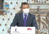 (DIRECTO) El presidente de Castilla-La Mancha se reune con el alcalde de Guadalajara, Alberto Rojo
