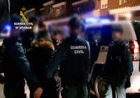Desarticulado un grupo criminal por robar en viviendas habitadas de 27 municipios de Toledo y Ciudad Real