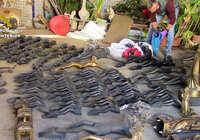 Detenidas cinco personas relacionadas con numerosos robos en cementerios de la provincia de Toledo