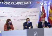 (DIRECTO)  Inauguración 'V Foro de la Ciudadanía' que se celebra de forma telemática