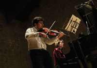 Un brillante concierto de piano, y de viola con piano, cierra el año musical de Bell´Arte Europa