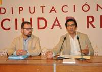 La Diputación de Ciudad Real refuerza su auxilio a los parados con 3'4 millones de euros y suma casi 11 en lo que va de mandato