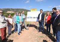 Inaugurada la carretera que une Villarrubia de los Ojos con la provincia de Toledo