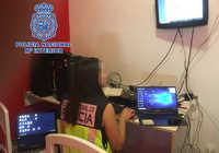 La Policía Nacional desarticula un entramado dedicado a la  comercialización ilegal de canales de televisión de pago y vídeos bajo demanda