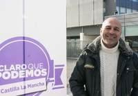 osé García Molina presenta su dimisión como diputado en las Cortes de Castilla-La Mancha