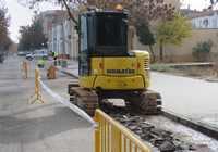 Beneficiadas unas 3.000 personas de Manzananres gracias a la primera fase de renovación de la red de agua