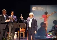 José Sacristán recibe el XVII Premio Corral de Comedias de Almagro