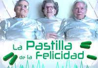 """Los ancianos de la residencia Elder de Tomelloso viajan al espacio para encontrar """"la pastilla de la felicidad"""" durante esta Navidad"""