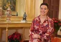 """Pilar Zamora: """"que la estrella de la Navidad  nos guíe a todos a un futuro mejor"""""""