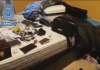 Desarticulada una organización criminal dedicada a los robos  en viviendas